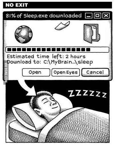 penis falder i søvn